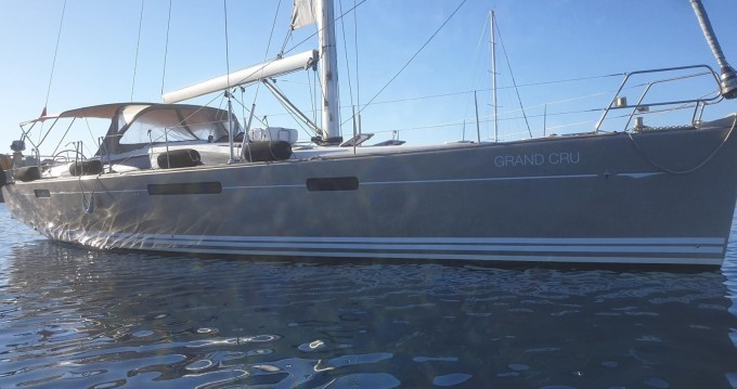 Boat rental Šibenik cheap Jeanneau 57