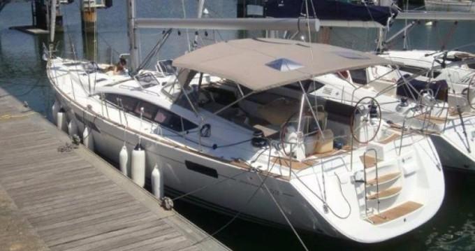 Boat rental Jeanneau Jeanneau 53 in Marmaris on Samboat