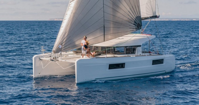 Rental yacht Skradin - Lagoon Lagoon 40 on SamBoat