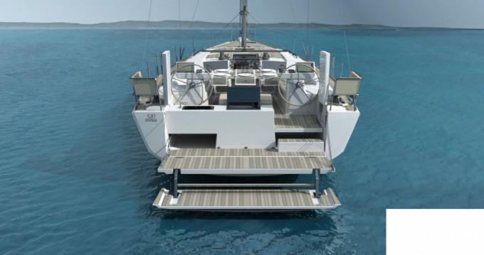Boat rental Pointe-à-Pitre cheap Dufour 520 Grand Large