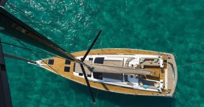 Rental yacht Pointe-à-Pitre - Dufour Dufour 520 Grand Large on SamBoat