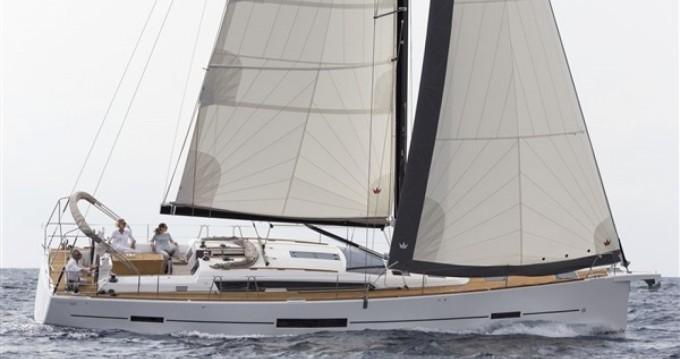 Boat rental Grand Anse Praslin cheap Dufour 520 Grand Large