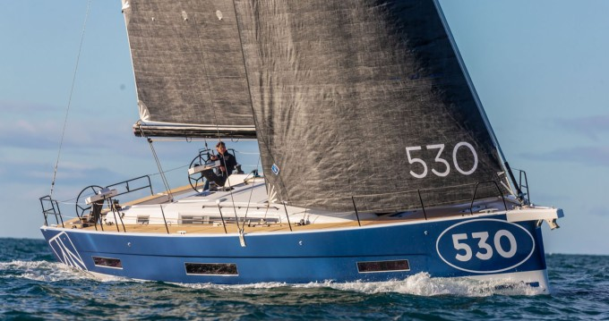 Dufour Dufour 530 Owner's version between personal and professional Porto Rotondo