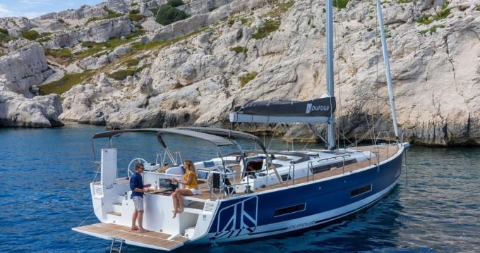 Rental Sailboat in Follonica - Dufour Dufour 530