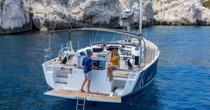 Boat rental Dufour Dufour 530 Grand Large in Marina di Portorosa on Samboat