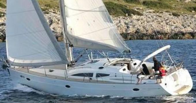 Rental Sailboat in Palma de Mallorca - Elan Impression 434