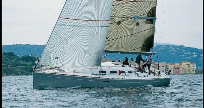Rental yacht San Vincenzo - Bénéteau First 40.7 on SamBoat