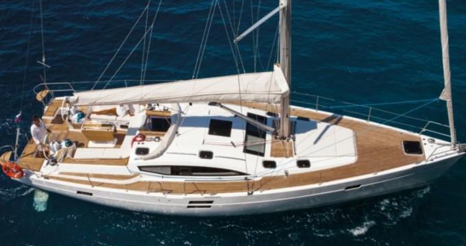 Rental Sailboat in Port de Pollença - Elan Impression 50