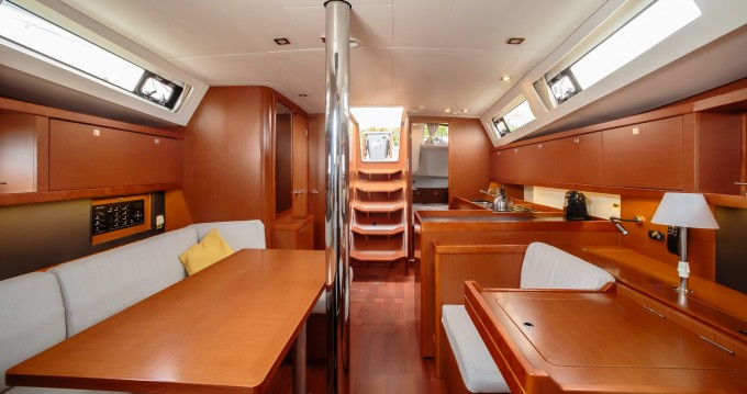 Rent a Bénéteau Oceanis 41 Style Marina di Portorosa
