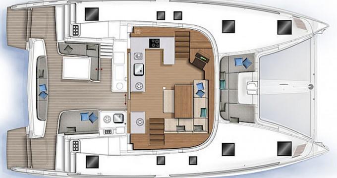 Hire Catamaran with or without skipper Lagoon Palma de Mallorca