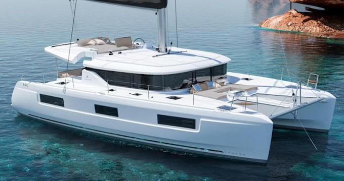 Rental Catamaran in Palma de Mallorca - Lagoon Lagoon 46