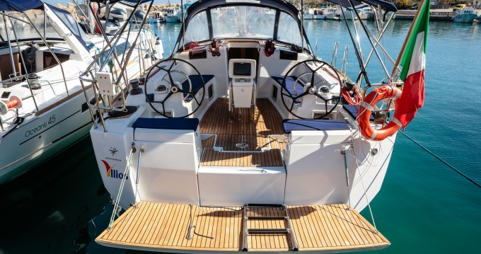 Rental Sailboat in Olbia - Jeanneau Sun Odyssey 449