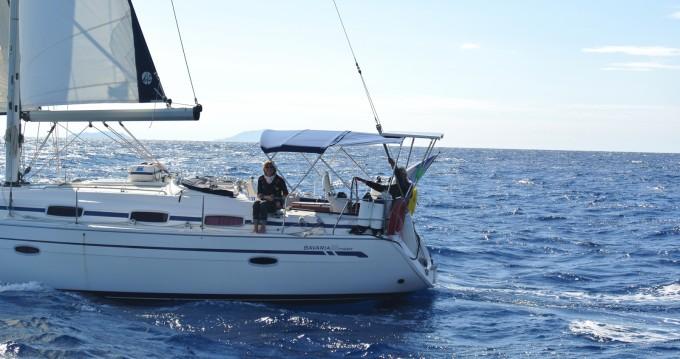 Rental yacht Saint-Florent - Bavaria Cruiser 39 on SamBoat