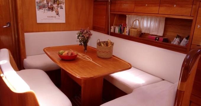 Boat rental Saint-Florent cheap Cruiser 39