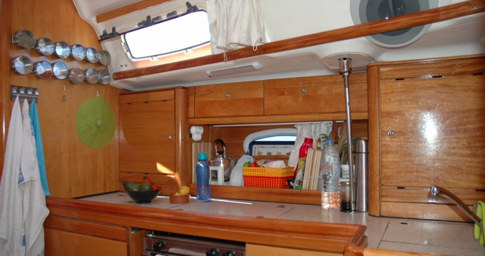 Rent a Bavaria Cruiser 39 Saint-Florent