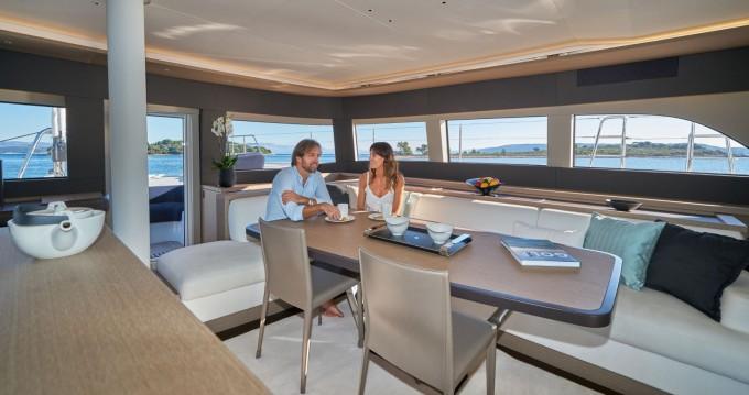 Rental yacht Split - Lagoon Lagoon Sixty 5 on SamBoat