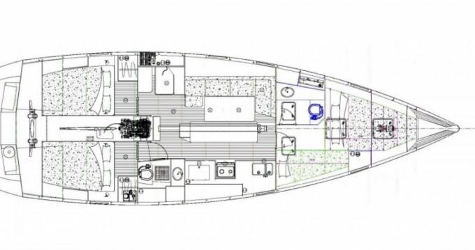 Boat rental Longyearbyen cheap Ovni 445