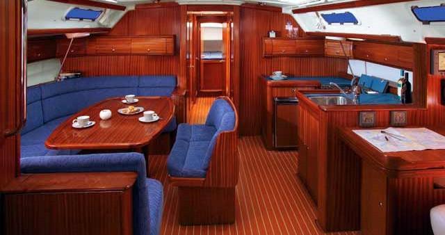 Boat rental Achilleio cheap Bavaria 49