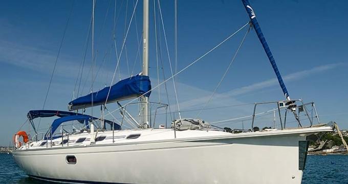 Sailboat for rent Saint-Laurent-du-Var at the best price