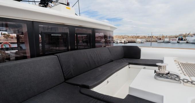 Rental yacht Olbia - Lagoon Lagoon 450 on SamBoat