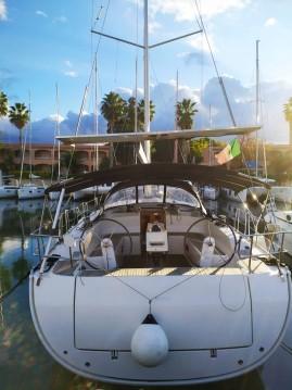 Boat rental Marina di Portorosa cheap Cruiser 51