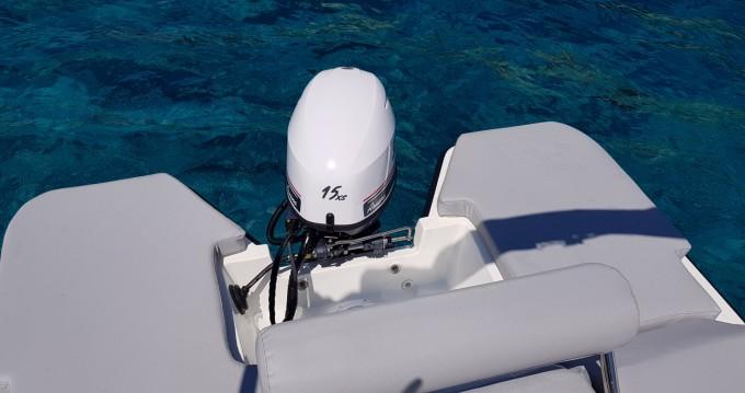 Rental Motorboat in Port d'Andratx - V2 BOATS 5.0 SPORT
