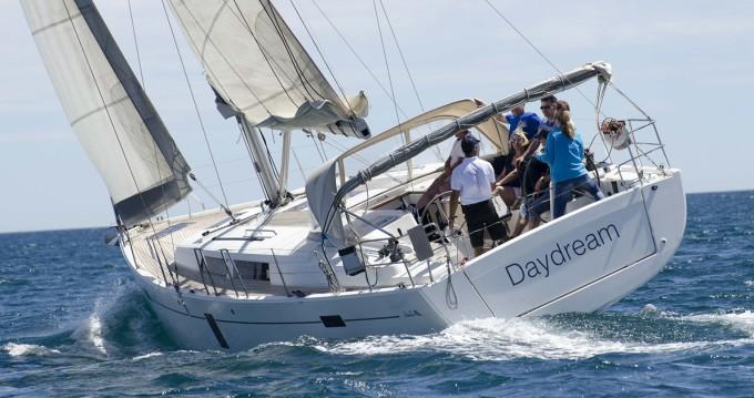 Boat rental Valencia cheap Hanse 445