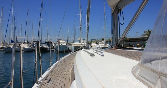 Rental yacht Valencia - Hanse Hanse 445 on SamBoat