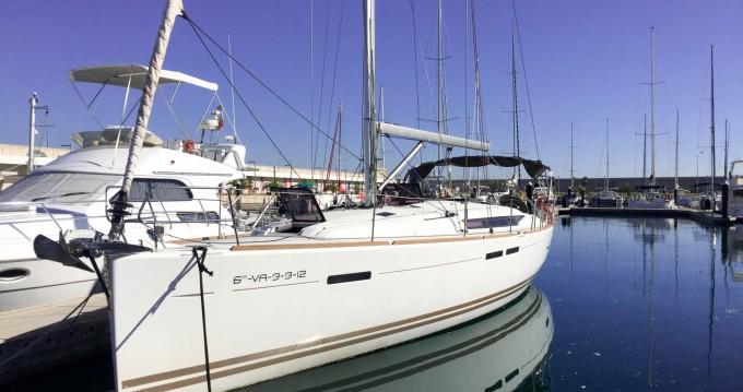 Rent a Jeanneau Sun Odyssey 439 Valencia
