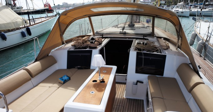 Rental yacht Mahón - Dufour Dufour 460 Grand Large on SamBoat