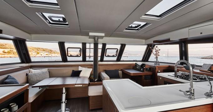 Rental yacht Santorini - Nautitech Nautitech 46 Fly on SamBoat
