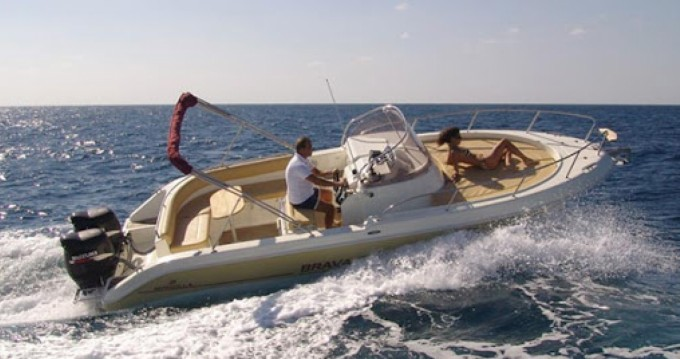 Hire Motorboat with or without skipper Mingolla Bacoli