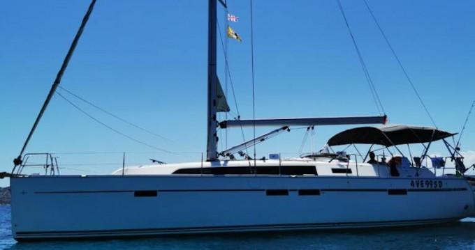 Boat rental San Vincenzo cheap Bavaria 46 Cruiser