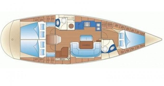 Rental yacht San Vincenzo - Bavaria Bavaria 42 Cruiser on SamBoat
