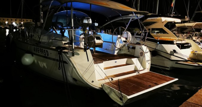 Rent a Bavaria Bavaria 46 Cruiser San Vincenzo