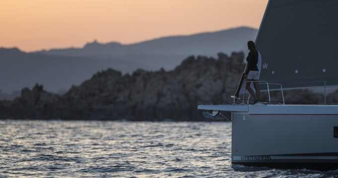 Hire Sailboat with or without skipper Bénéteau Capo d'Orlando