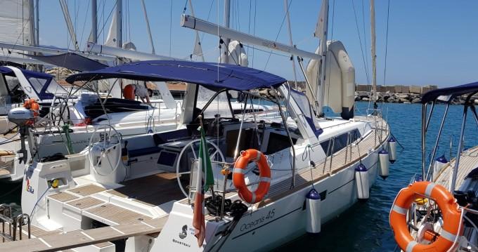 Rental Sailboat in Trapani - Bénéteau Oceanis 45