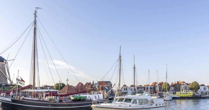 Linssen Linssen Grand Sturdy 45.0 AC between personal and professional Willemstad