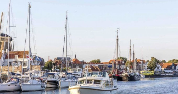 Hire Motorboat with or without skipper Linssen Willemstad