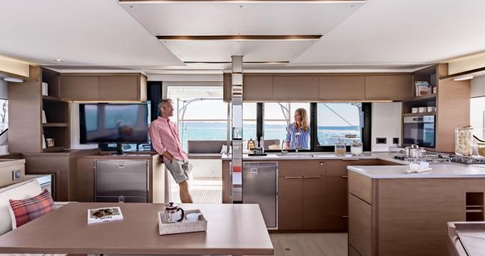 Boat rental Salerno cheap Lagoon 46
