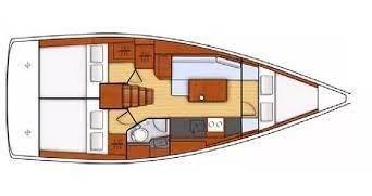Boat rental Olbia cheap Oceanis 35.1