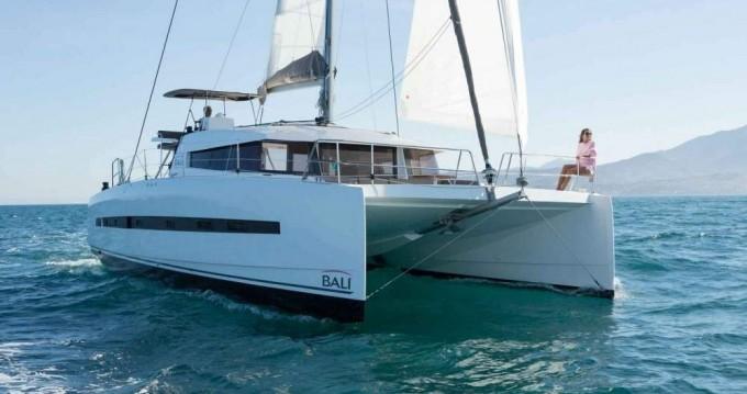 Bali Catamarans Bali 4.2 (Gen+A/C+WM) between personal and professional Salerno