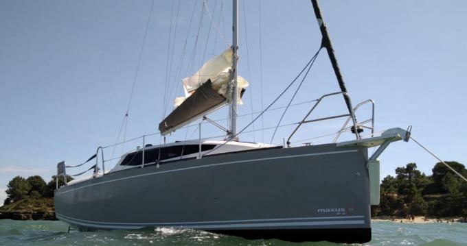 Rent a Northman Maxus Evo 24 Prestige + La Rochelle