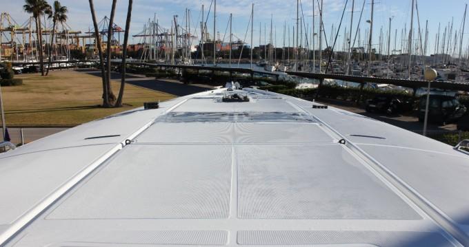 Rent a Jeanneau Sun Odyssey 490 Valencia