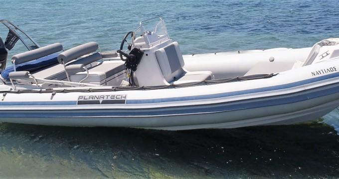 Boat rental Paros Island cheap 570