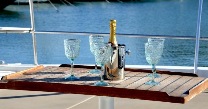 Hire Catamaran with or without skipper Bali Catamarans Alimos