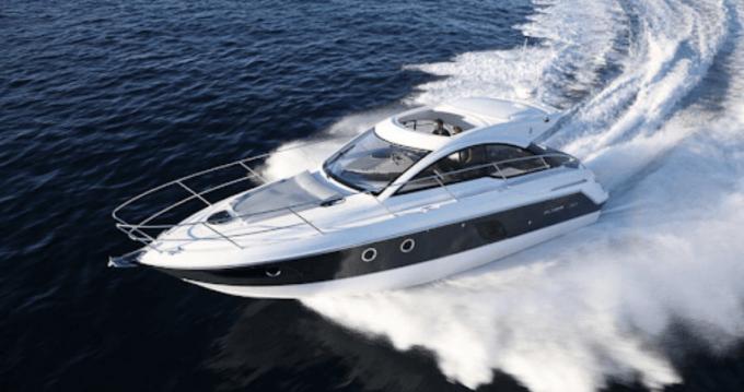 Rental Motorboat in Pietrosella - Bénéteau Gran Turismo 38