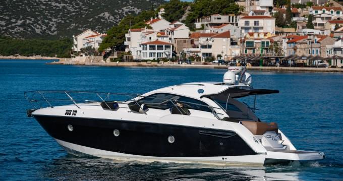 Rental Motorboat in Tribunj - Sessa Marine Sessa C35