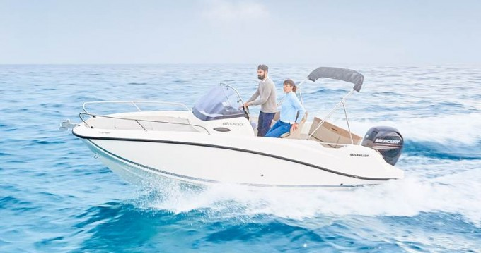 Rental yacht Kornić - Quicksilver Activ 605 Sundeck on SamBoat