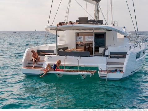 Boat rental Lagoon Lagoon 50 in Piraeus on Samboat